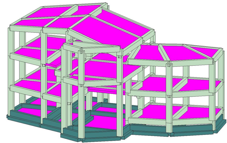 Gino di ruzza studio strutture e servizi per l for Costo per costruire un edificio